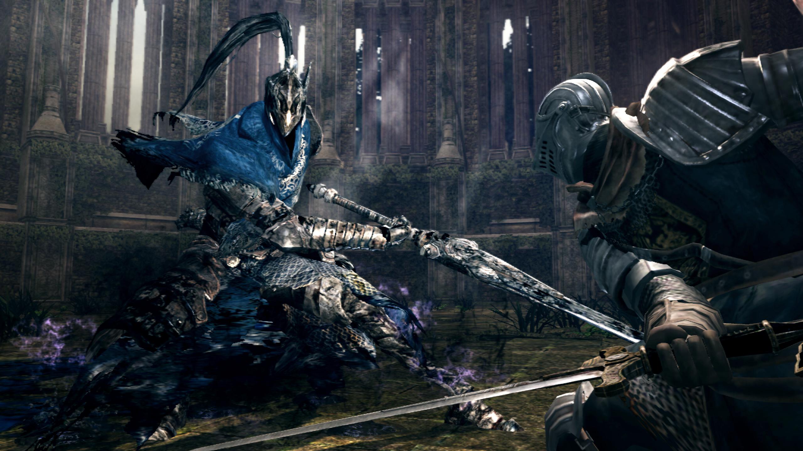 Lineup Dark Souls Series Site